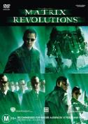 Matrix Revolutions (DVD/UV) [Region 4]