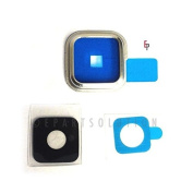 ePartSolution- for Samsung Galaxy S5 G900A G900T G900V G900P Camera Lens Glass Cover Repair Part USA Seller