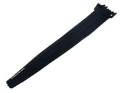 Monoprice Hook & Loop Fastening Cable Ties 33cm , 10pcs/Pack - Black