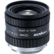 Computar 2/3 Inch Megapixel 12mm Lens with Fixed Focal Length F1.4 Manual Iris