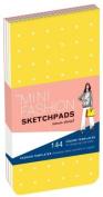 The Mini Fashion Sketchpads