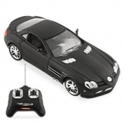 Mercedes Benz SLR McLaren R/C Radio Remote Control Car 1:24 Scale