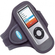 Tune Belt Sport Armband for iPod nano 5th generation and 4th generation - use WITH or WITHOUT Nike+ Receiver