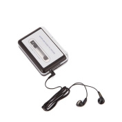 Tape to PC Recorder USB Cassette-to-MP3 Converter
