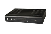 iView 3500STBII Multi-Function Digital Converter Box with Recording and Media Playback