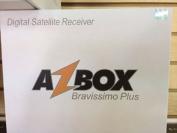 Azbox Bravissimo Twin Hd Plus- Black