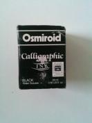 Osmiroid 19671 Calligraphy Ink Black Water Soluble 28 ml 0.95 fl. oz