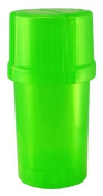 MedTainer Storage Container w/ Built-In Grinder - Green by MedTainer Office Product