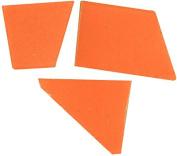 Crafter's Cut Ceramic Orange 0.5kg