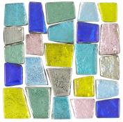 Mosaic Mercantile Mosaic Merc Shimmer Glass, 2.3kg