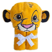 Disney Simba Hooded Towel for Baby
