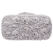 Fawziya Skull Purses And Handbags Party Clutches For Womens Evening Bags