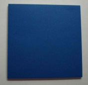 Pack of 50 Sheets Japanese 15cm Royal Blue Origami Folding Papers #N8604, Made in Japan