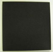 Pack of 50 Sheets Japanese 15cm Black Origami Folding Papers #N598, Made in Japan