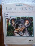 Koala Latch Hook Rug Kit