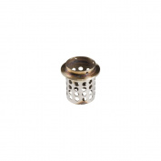 Perforated Flask With Flange 21-7002