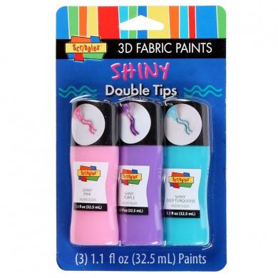 Scribbles Double Paint Tips, Princess