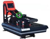 Hover Auto Open Heat Press 16x20