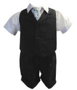 Gino Giovanni Baby Boy Infant Summer Suit Vest Short Set