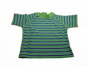 I Play Rashguard Water Wear Baby/Toddler UPF 50 + Short Sleeve, Unisex