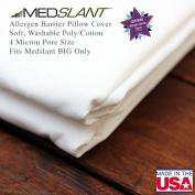 """Medslant Allergen Barrier """"BIG"""" Wedge Pillow Cover for the Medslant BIG Wedge Pillow Only"""