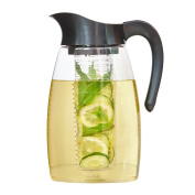 The Republic Of Tea Double Infusion Iced Tea Pitcher