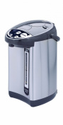 Le Chef LC5063S 4.7l Hot Pot Charcoal Grey and Stainless Steel Body