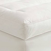 10cm King Goose Down Mattress Topper Featherbed / Feather Bed Baffled