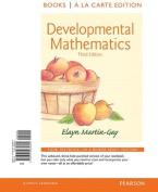 Developmental Mathematics, Books a la Carte Edition