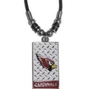 NFL Officially Licenced Gridiron Diamond Plate Rope Necklace