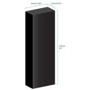 Nitram Charcoal X-Soft Bloc 15Mm X 46Mm Stick
