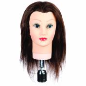 Hairart Deb 33cm Hair Classic Mannequin Head
