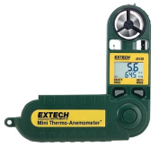 Extech 45158 Mini Waterproof Thermo Anemometer and Humidity Metre