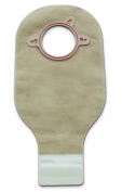 New Image Lock 'n Roll Drainable Pouch 5.7cm . Flange/30cm ./Clear
