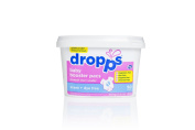 Dropps HE Baby Laundry In-Wash Stain Soaker Booster Pacs, Scent + Dye Free, 660ml