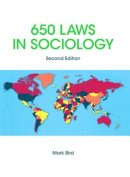 650 Laws in Sociology