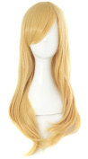 MapofBeauty Stylish Long Straight Cosplay Party Wig