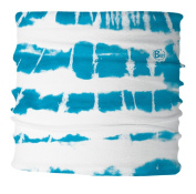 Seamless Headband Buff - Tye Dye Aqua