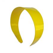 5.1cm Wide Hard Plastic Headband with Teeth Hair band