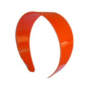 5.1cm Wide Hard Plastic Headband with Teeth Hair band
