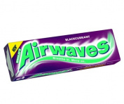 Wrigleys Airwaves Blackcurrant Sugarfree