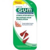 GUM Stimulator Refills -3ct