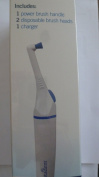 Zila Prodentec Rotadent Classic ToothBrush With 2 Brush Heads, White