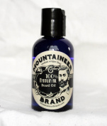Mountaineer Brand Natural Beard Oil-WV Timber 60ml-TWICE THE SIZE OF MOST