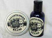 Mountaineer Brand Beard Oil/Beard Tamer and Conditioner Combo