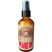 Beard Conditioning Oil- Calming Blend w/ Vitamin E - Best Beard Grooming.