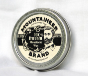 Mountaineer Brand 100% Natural Moustache Wax 60ml TWICE THE SIZE OF MOST