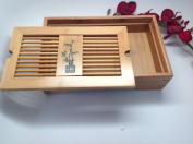 Tea Tray (Medium Size Bamboo Box)Item#MZ38