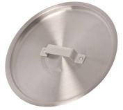 Update International APTC-20 Aluminium Stock Pot Cover, 32cm