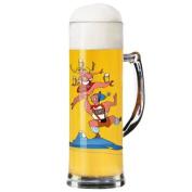 Ritzenhoff Beer Mug with Coaster by Designer Natascha Niesner